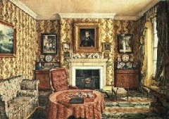 Our Drawing Room at York by Mary Ellen Best (1809-1891, English)