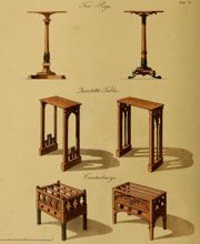 'A Collection of Designs for Household Furniture and Interior Decoration' by George Smith, in 1808