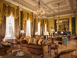 The Thatcher Drawing Room, The Carlton Club in London