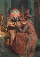 paintied by Delphin Enjolras (1857-1945, French)