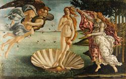 La nascita di Venere /Sandro Botticelli/1485