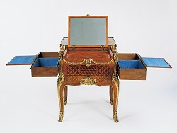 Toilet and writing-table (table de toilette),Workshop of Jean-François Oeben, by The Wallace Collection