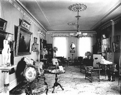 Dr. Franklin Wardwell's Home ©Stamford Historical Society