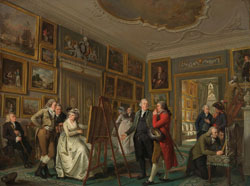 The Art Gallery of Jan Gildemeester Jansz by Adriaan de Lelie 1794–95