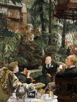 RIVALS by TISSOT, JAMES JACQUES JOSEPH(1836-1902)