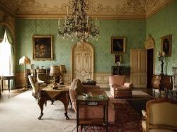 British style interior