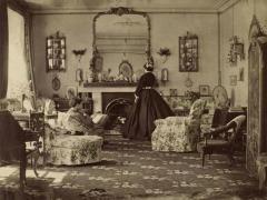 19th century Victorian interior