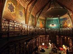 Old Bodleian Library at the University of Oxford