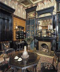 Worsham-Rockefeller Room. Image from Brooklyn Museum
