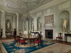 Dining room from Lansdowne House. Image:Wikipedia