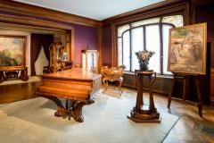 Piano L. Majorelle. Image : © Musee de l'Ecole de Nancy