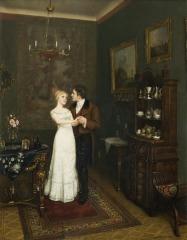 by Carl Johann Spielter (1851-1921)