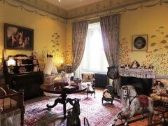 Victorian Nursery in Kilkenny Castle in 2018. From public domain
