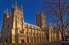 Canterbury Cathedral Image from wikipedia