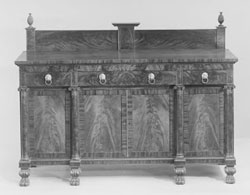 Sideboard Table by Charles-Honore Lannuier (France 1779-1819 New York)THE MET Collection
