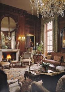 Victorian style living room, source:Furturist Architecture