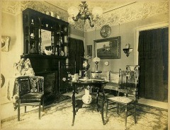 Parlor 1870's, photo by gaswizard, Flickr.com