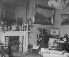Edwardian Parlour. Imaged by flickr