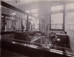 Telegram Building interior, office of J. Ross Robertson ©Toronto Public Library