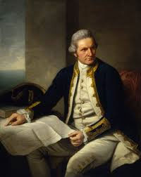 Captain James Cook by Nathaniel Dance-Holland 1776