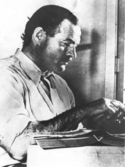 papa/Ernest Miller Hemingway