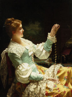 The Jewel Box by Jan Frederik Piete Portielje(c1880-c1890)