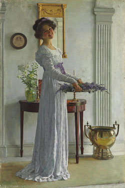 by William Henry Margetson