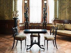 Interior in Labassa Mansion