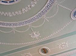 Adam Style Ceiling