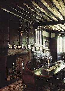 Tudor Oak Room