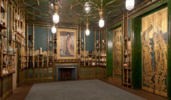 Peacock Room by Frederick Richards Leyland 1876