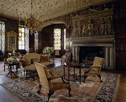 The Drawing Room at Lyme Park by National Trust