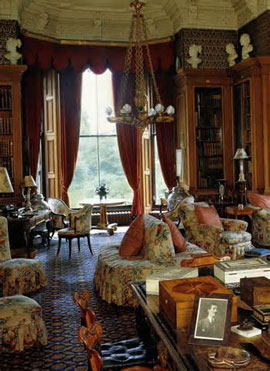English Country Style House Interior on 1900 1920s interior designs