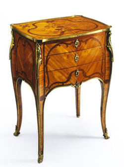 "From V&A Collection ""Commode"" 1755-1760 Paris France"