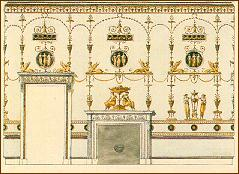 Adam Design for the Euscan Dressing Room 1773