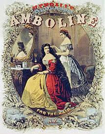 Victorian  advertisement