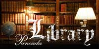 パンカーダ ライブラリー アンティーク図書館